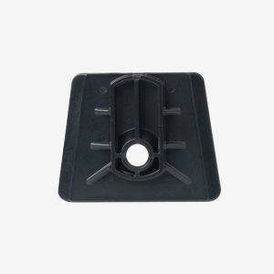 Black dovetail analyzer bracket