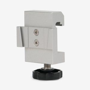 Analyzer rail mount