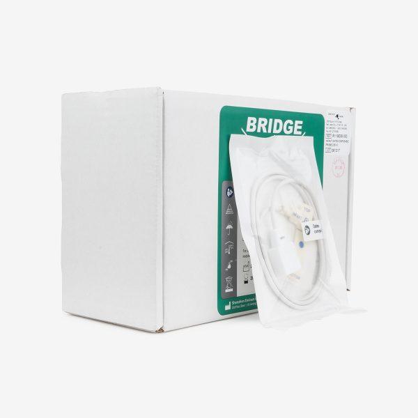 Box of Datex disposable infant SpO2 finger probes