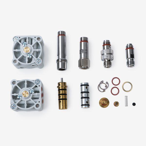 micromax high flow service kit