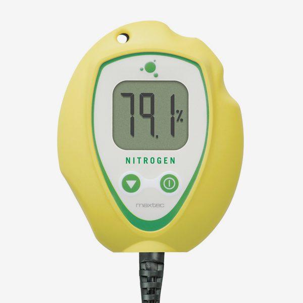 Yellow MaxN2+ nitrogen analyzer