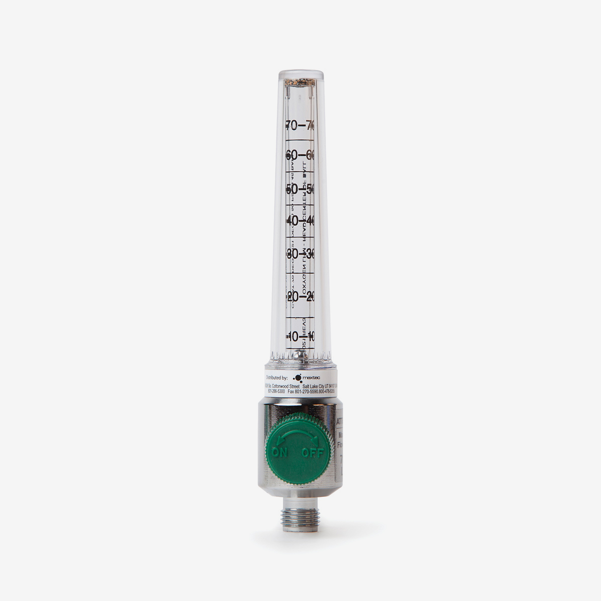 Flow Meter 0 70 Lpm Shop Maxtec