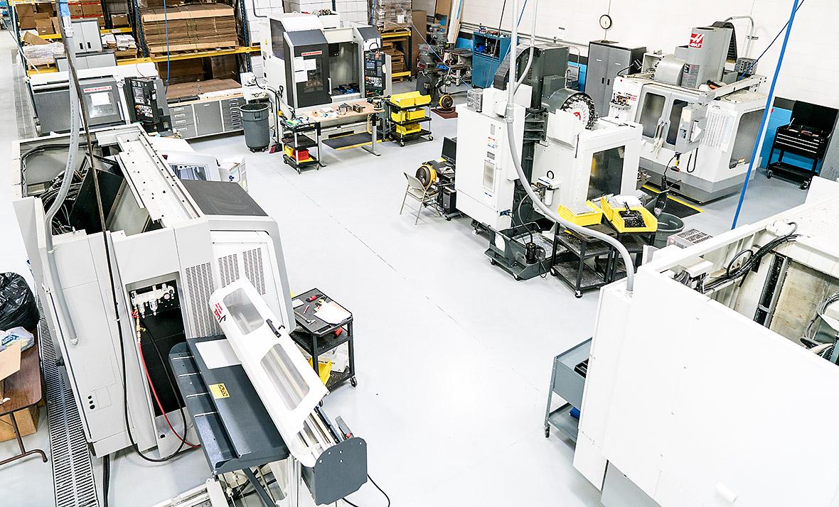Maxtec Machine Shop